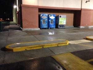 Commercial Pressure Washing Concrete Tampa
