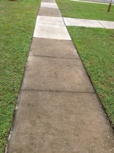 Concrete Cleaning Tampa