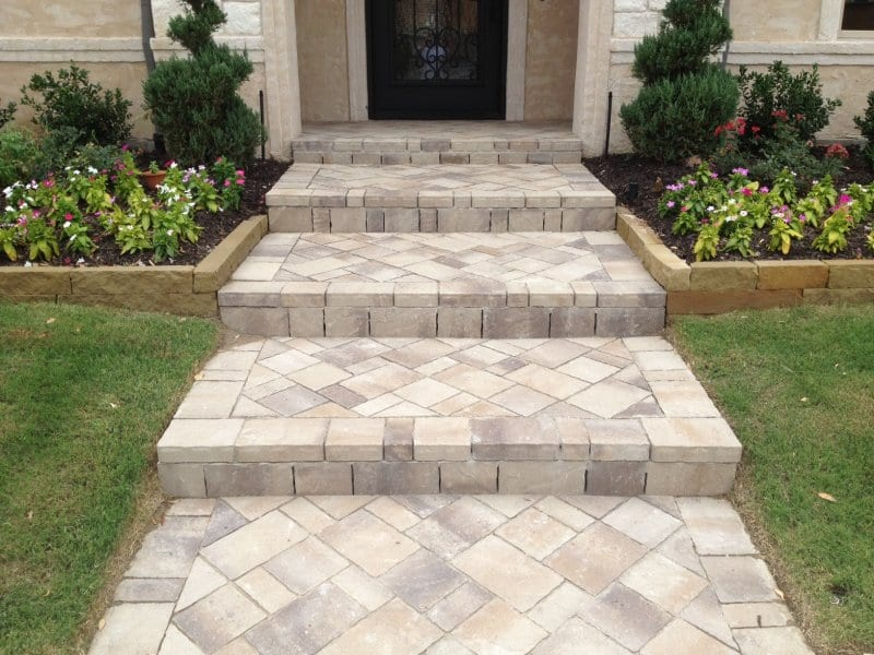 Paver and Walkway Cleaning Danville