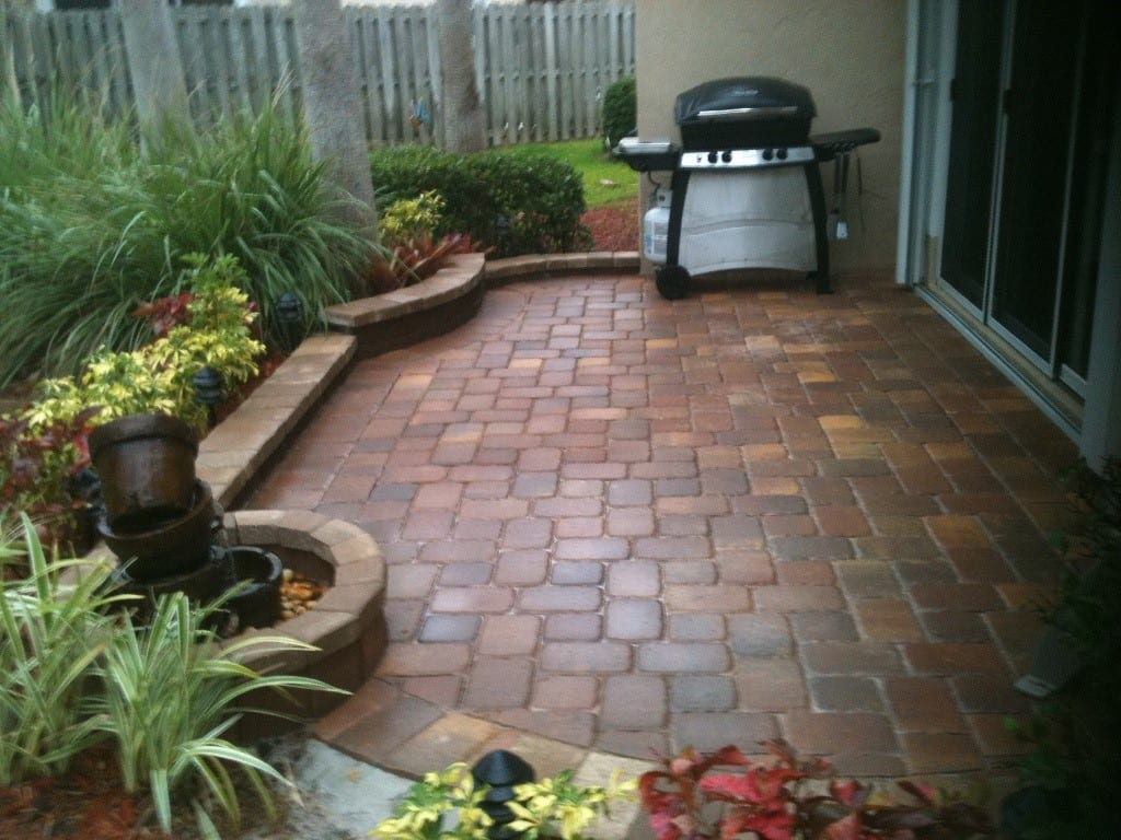 PATIO CLEANING AND RESTORATION Your patio is the highlight of your outdoor summers. This is supposed to be an area where your family can come together and enjoy time with each other. Unfortunately, dirt, harsh weather elements and outdoor residues can damage the patio of your home. Buddys Pressure Washing specializes in professional patio cleaning services for customers in Davenport and the surrounding areas. Our patio cleaning service will remove those harmful particles from your patio, and we will make the space fully functional again. A traditional American patio is made up of a slab of concrete that is attached to the back of your house. Sometime homeowners upgrade these patios to be made of stone, brick or attached to a wooden deck. No matter what style of patio you have, if it is located outside it is susceptible to damages from the harsh outdoor elements. COMMON PATIO PROBLEMS Patios can quickly become riddled with rust stains, dirt, mud and other distasteful particles. The best way to clean your patio is to take advantage of our professional patio cleaning cleaning services. Having a professional clean your patio will save you time, hassle and stress. Our cleaners are certified to handle the heavy pieces of equipment required to clean your patio. We also follow our strict safety guidelines to ensure our safety, your safety and the safety of your property. If you have a hideous stain in the center of your patio or deck, Buddys Pressure Washing has the proper equipment and skills to properly remove any stain and restore your patio to the way it once was. If you are looking for a professional patio cleaning service, Buddys Pressure Washing is the only company for the job. Our professionals provide you with a high quality service and exceptional customer service. We will have your patio completely spotless.